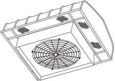 with the fan, it should be provided by the installer. Aluminum Housings – Aluminum exterior construction