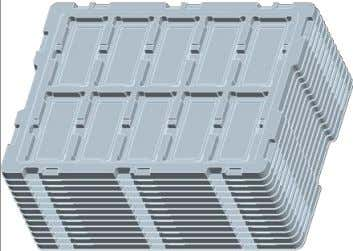 Box size : 468 X 355 X 197 [18Tray+Empty Tray] [10pcs/Tray] [17Tray] [Inserting into Box NO.