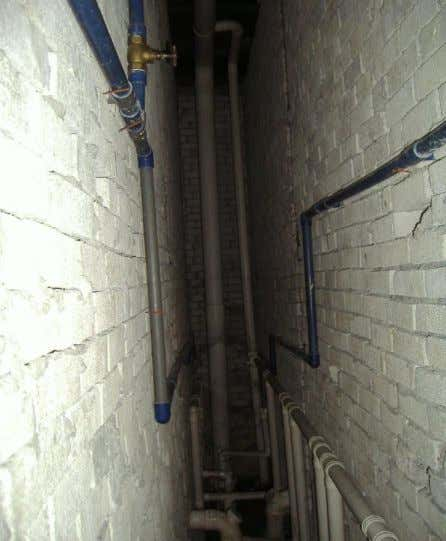the two pipe system (MEGAMALL, CARREFOUR AND GURNEY PLAZA)