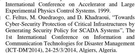 on Information and Communication Technologies for Disaster Management (ICT-DM'2014), 24-25/3/2014, Algiers, Algeria.