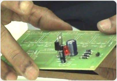 them to know whether they are working properly or not. Assembling Components in PCB Step 4: