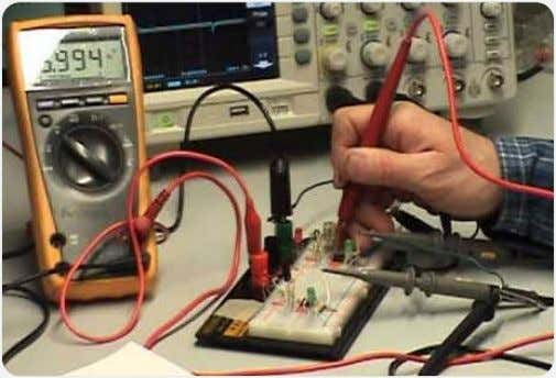 circuit operation and the way of using various troubleshooting tools. Troubleshooting and Testing of Electronic Circuit