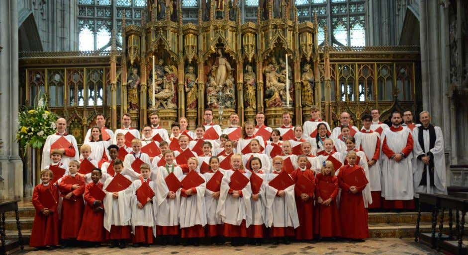 CATHEDRAL CHOIRS Dates List Issued for: January 2019 Contents:  Pages 1 and 3 – normal
