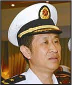 Shen is eligible to serve in this position through 2019. South Sea Fleet Political Commissar RADM