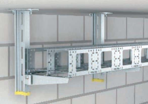 According to side heights Classification DIN EN 61537 The modular systems, the product range with infinite