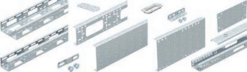 is the universal solution to any task. System components AZ channel, BKK profiles, connectors, covers, motor