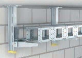 provides increased joint stability. Complete installation Illustration of complete modular system mounting. 300 KTS