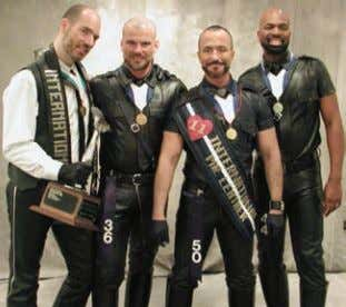 "Leisure | Leather Life | by Steve Lenius ""International"" Mr. Leather, Indeed ThIS yEar'S International Mr."