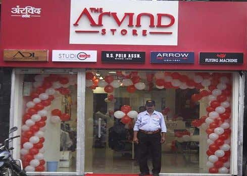 and tailoring solution to rival the best brands in the world  Engineering : 1. ANUP