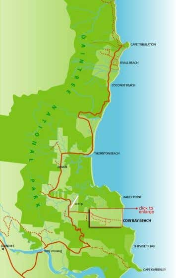 Case Study: Named Global Ecosystem- Daintree Tropical Rainforest Location: North east coast of Australia in Queensland