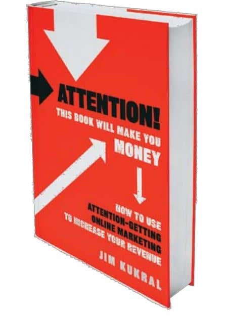 Does Making S@#! Up for Attention Work? By Jim Kukral Sure it does. It happens all