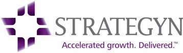 Partner martin.pattera@strategyn.com +43 7472 65510 121 ©2013 Strategyn, Inc. Outcome-Driven Innovation ® and