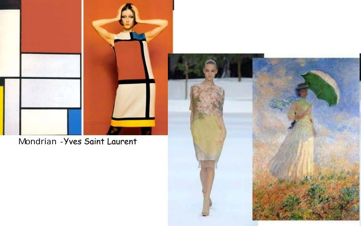 Mondrian -Yves Saint Laurent