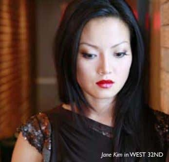 Jane Kim in WEST 32ND