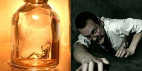 BOTTLED Director: Jian Lee | 4 min. | Video | 2007 A lonely man and