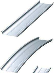 be allowed. There are many variations in shape for instance straight convex curved concave curved tapered