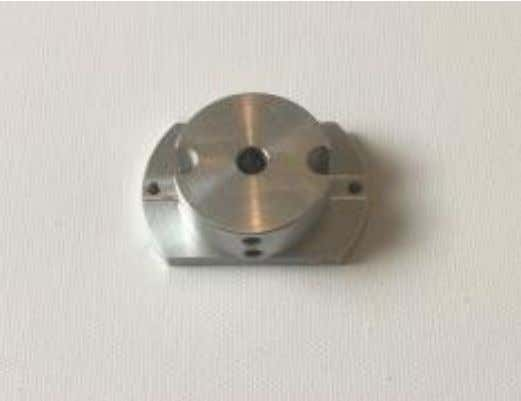J6 BEARING CAP J6 GRIPPER MOUNT Note: If you are building a 3D printed robot and