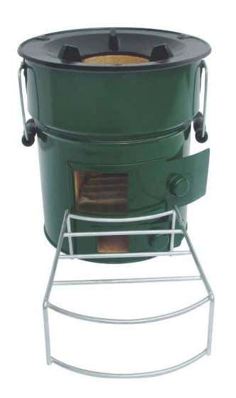 StoveTec Wood/Charcoal Stove Manual This instruction manual can be translated into the local language. For a