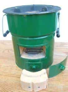 ======================= Instructions for using Stove with ======================= ------ Use stove in a well-ventilated area on heat