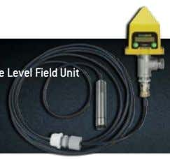 with either spring-loaded or direct-insertion fitting n SL10 TC10 TM10 Submersible Level Field Unit Thermocouple