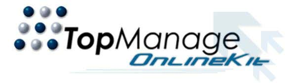 siness One OLK(On Line Kit) WebPortal Para SAP ® Bu la oportunidad de mantener un