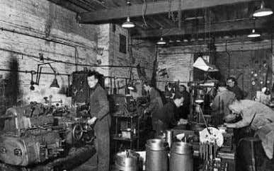 a strong footprint in Asia Pacific building on its excellent reputation. The Tool Room from 1947