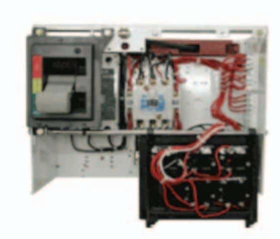 Replacement Starter Units Specifications Eaton Freedom 2100 (F2100) 1994–Present   Breaker Fusible Units