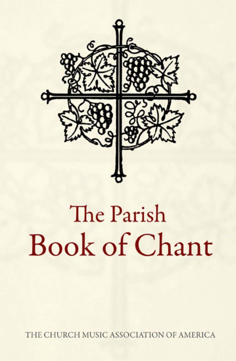 The Parish Book of Chant is available in hardback from Aquinas and More Catholic books. Click