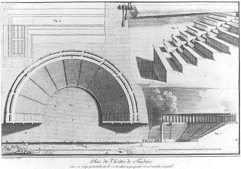 Hoiiel became 58 PIRANESI'S ARCHAEOLOGICAL ILLUSTRATIONS 14 J.L.P. HOliel, Plan of the Theatre at Tyndaris, plate