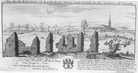 ANTIQUITY AND IMPROVEMENT IN THE NATIONAL LANDSCAPE 20 Samuel Buck, The North East View of Louth