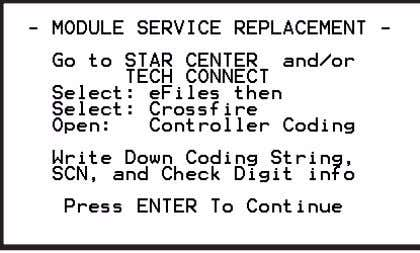 code received must be entered manually. See Figure 3.31 . Figure 3.31: STAR Center or TechCONNECT