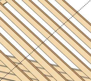 STRUCTURE OF A HOUSE frame ceiling joist Level member to which the ceiling sheathing is attached;
