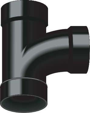 PLUMBING fittings trap U-shaped pipe beneath a fixture containing a quantity of water to prevent sewage