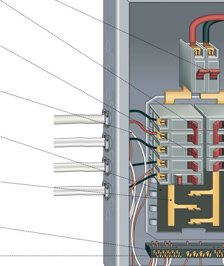 the current to all the dwelling's circuits to be cut. double pole breaker Protection device for