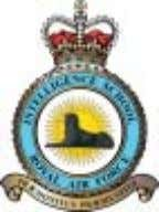 most unusual service crests. Mustafa Kemal Ataturk RAF Intelligence School Another crest to feature a mythical