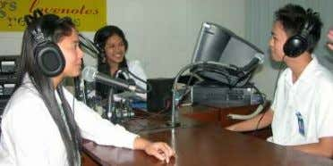 Inauguration of DWAU 104.1 FM, AUF's official campus radio Dr. Ricardo P. Pama assumes office as