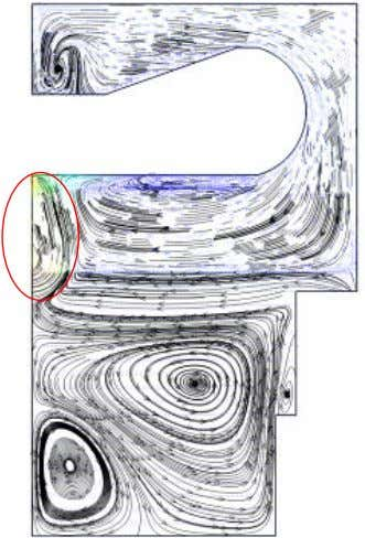 effect of the various layers of air (viscous effects). Air-gap (air outlet) End plate (Air inlet)