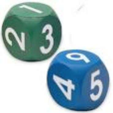 How to Play 1. Roll a number die and record in the 1st box 2.