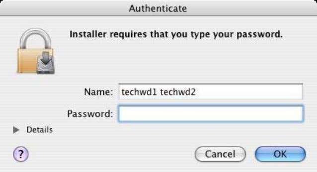Type in your Name and Password . Then click on Ok . 11. The software will