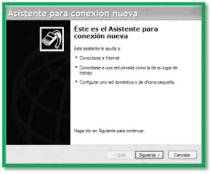 CONFIGURACIÓN DE ACCESO A LA RED. PROCEDIMIENTOS. Veremos dos ejemplos. Con Windows XP y con Windows