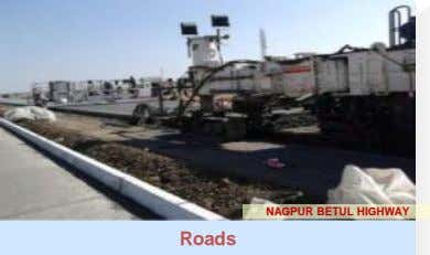 NAGPUR BETUL HIGHWAY Roads