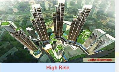 Lodha Bluemoon Project Lodha Bluemoon High Rise