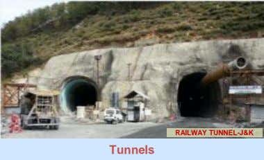 RAILWAY TUNNEL-J&K Tunnels