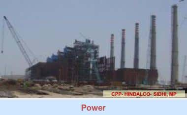 CPP- HINDALCO- SIDHI, MP Power