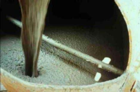 Flowcrete or Self Compacting Concrete is especially designed for complicated and difficult to access structures: 