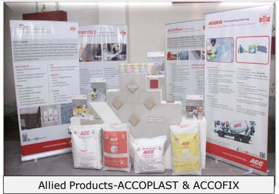 Allied Products-ACCOPLAST & ACCOFIX