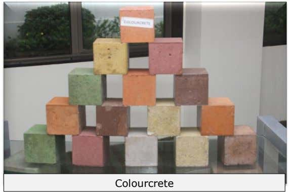 Colourcrete