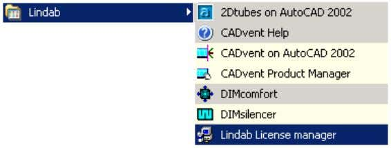 more Software Keys please contact: itcenter@lindab.com Click now on the upper button (the key) to activate