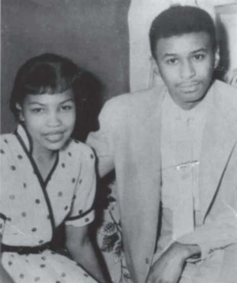 Ann and Paul Chambers, aged seventeen (photograph courtesy of the Chambers family archive). Ron Carter