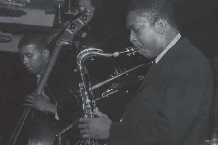 And Milt Hinton was called to cover for Paul Chambers. 1 7 Paul Chambers and his